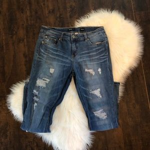 Nordstrom ripped skinny jeans
